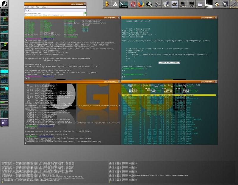GNUstep Screenshot