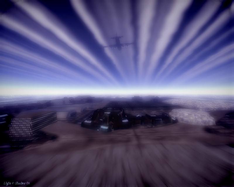 Chemtrail Dawn Pt 1