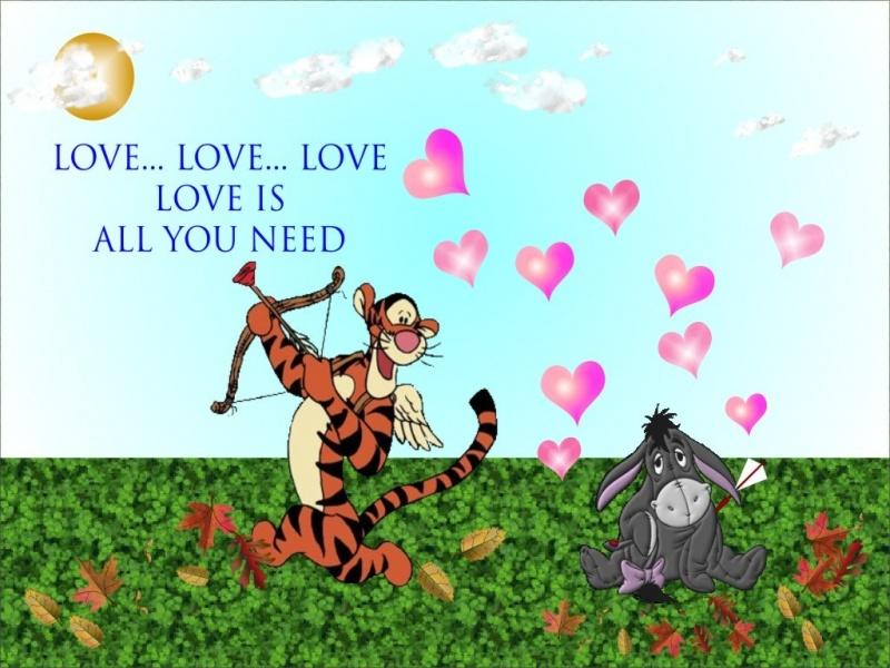 Love Eeyore