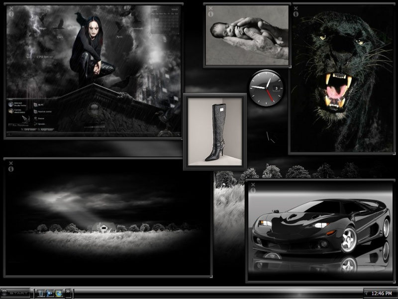My Favorites- Part1 BLACK!