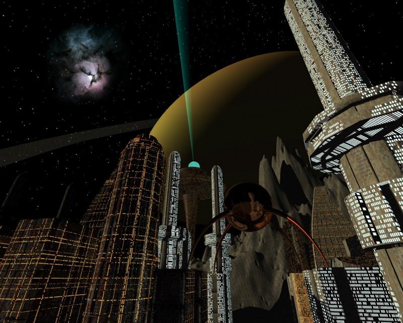 Saturn Station