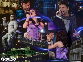 One Night Only...RICKY MARTIN