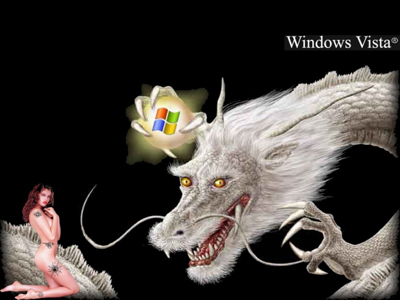 Windows Dragon Power