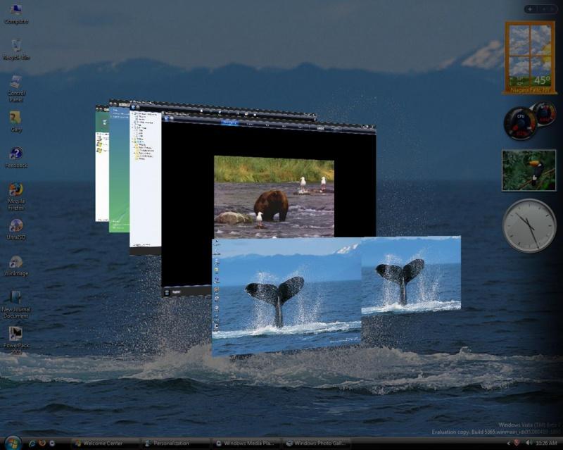 Vista Ultimate 5365 Flip 3D
