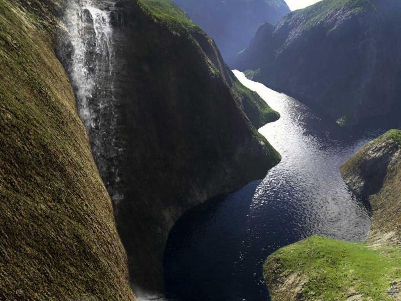 Norwegishe fjord