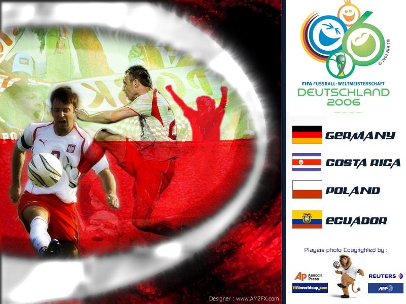 Poland Team - World Cup 2006
