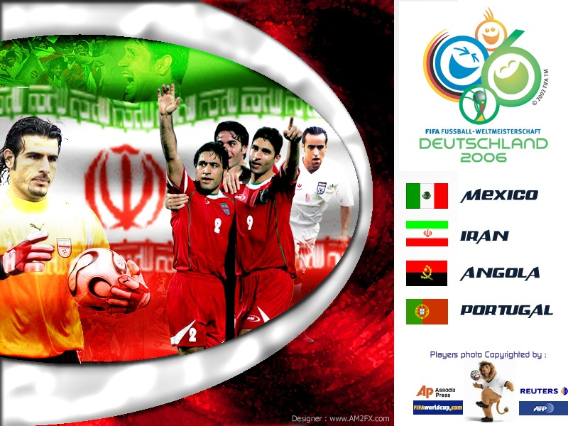 IRAN Team World Cup 2006
