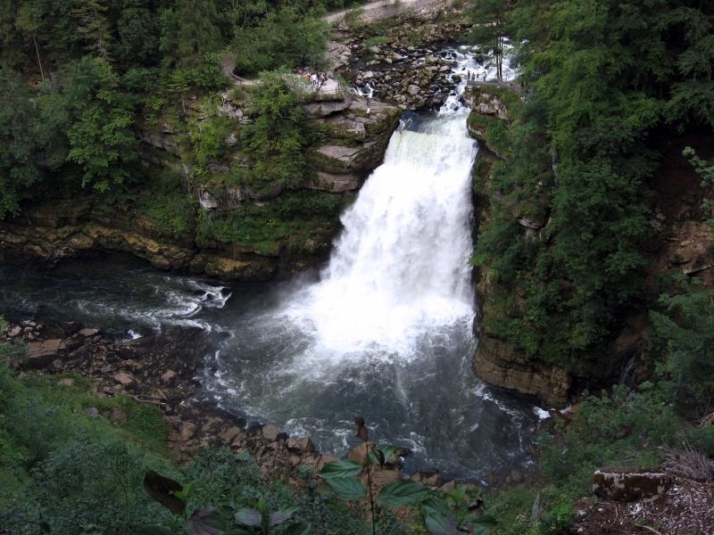 Saut du Doubs - Jura - France