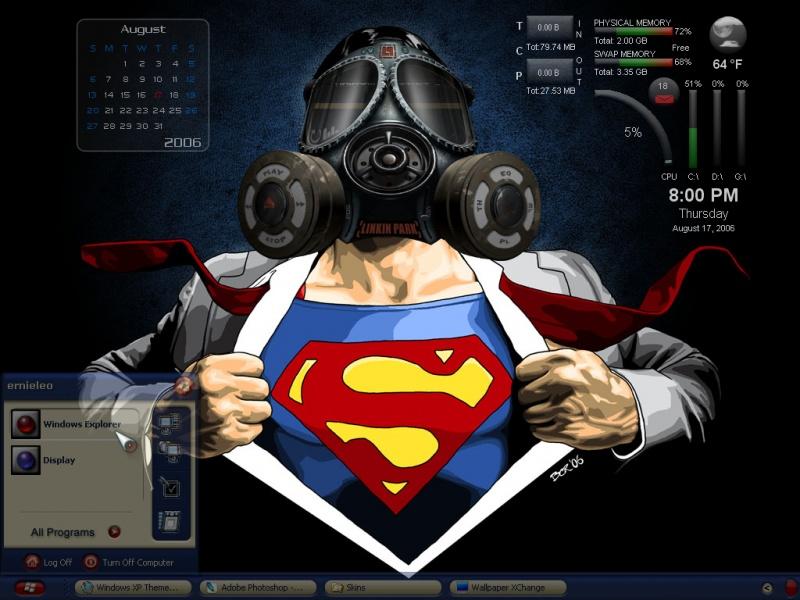 Super Toxic Man SS#299