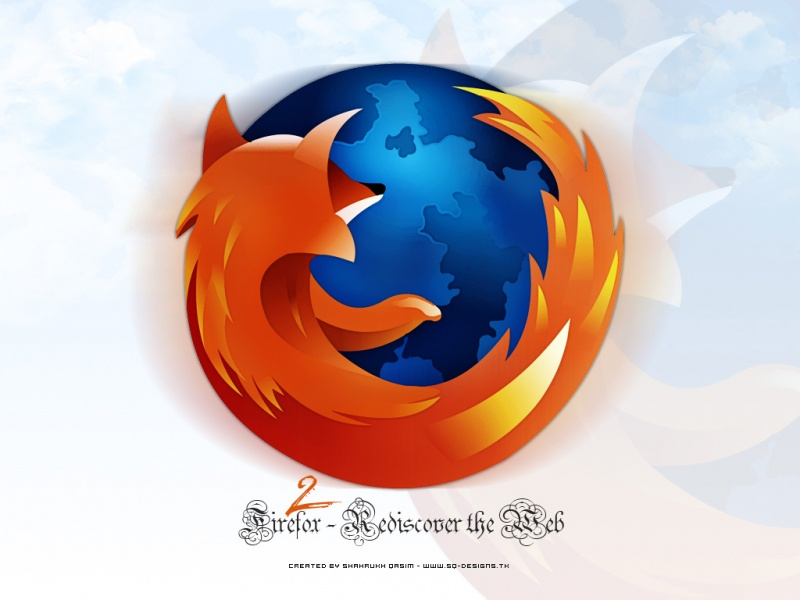 Firefox 2 - Rediscover the Web