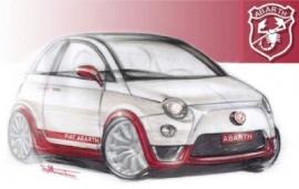 new FIAT 500 abarth