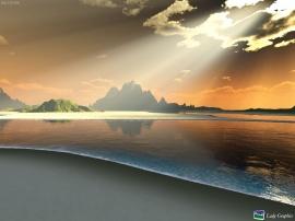 Island and pretty FLASH