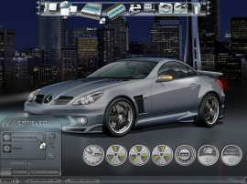 Need for Speed - Mercedes Benz II