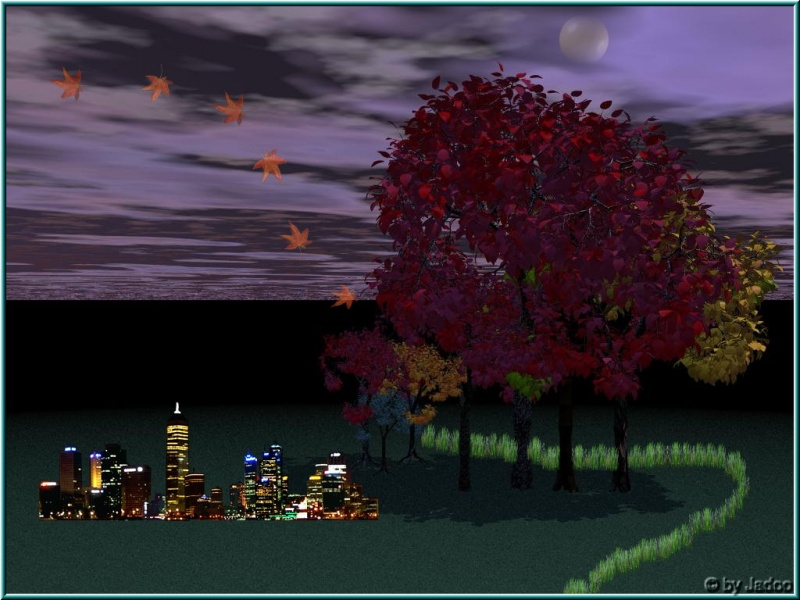 Autumn City