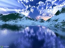 Polar night and Flash