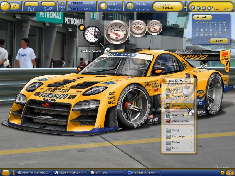 Mazada RX7 Super GT