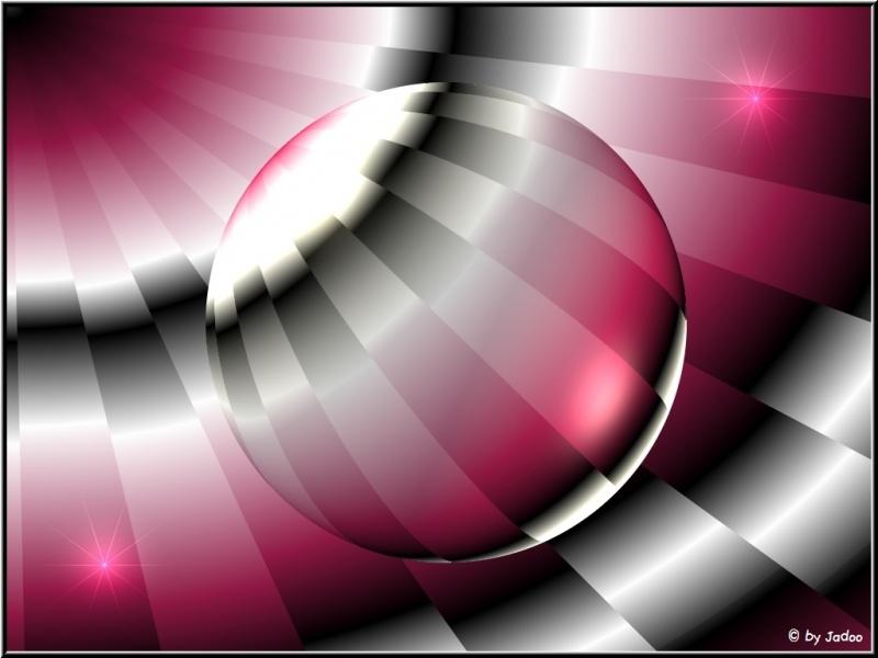 Pink Glasobe