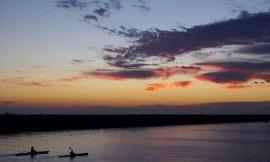 peacefull boating