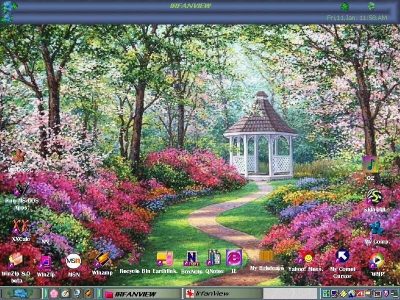 Gazebo Garden Heaven