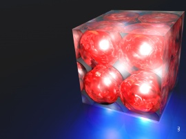Red Cubeball