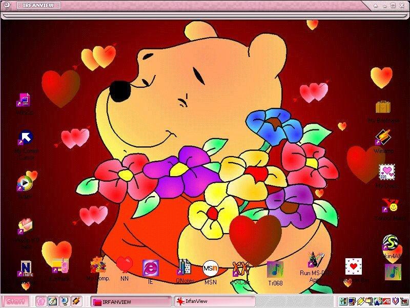 Poohs Valentine