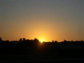 Sunset in Sardegna