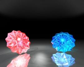 Colors of the Diamond