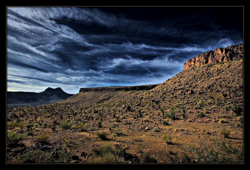 Surreal Desert Landscape II