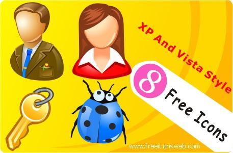 Free Vista icons