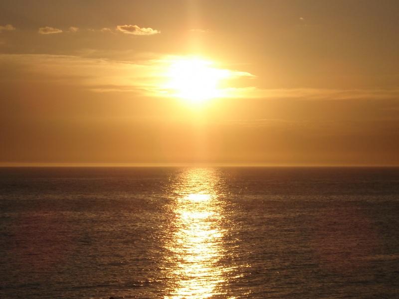 Atlantida Sunset!