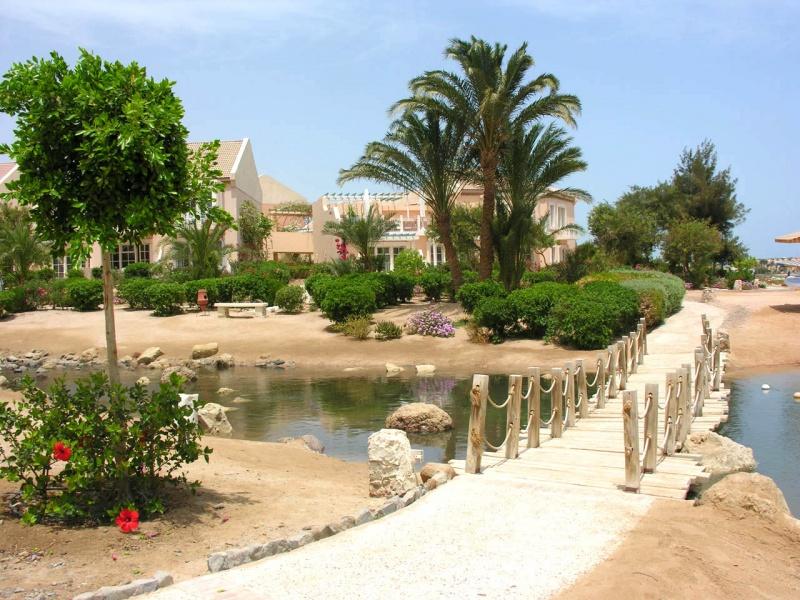 Egypt - hotel Movenpick 1