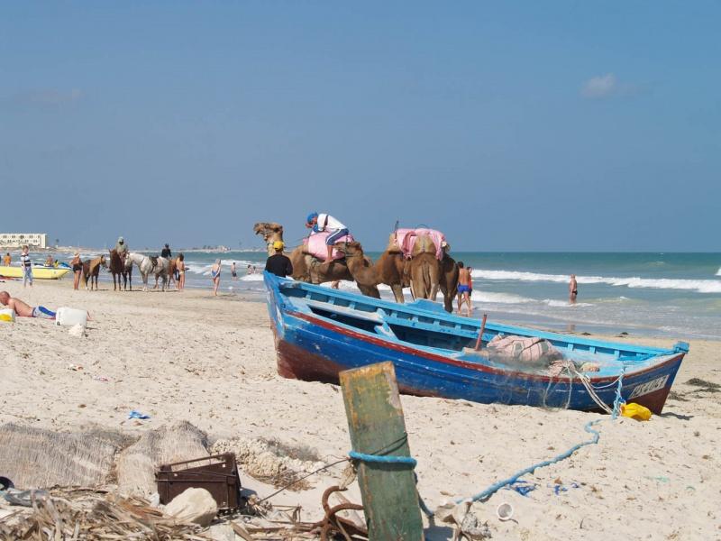 Beach Djerba 7
