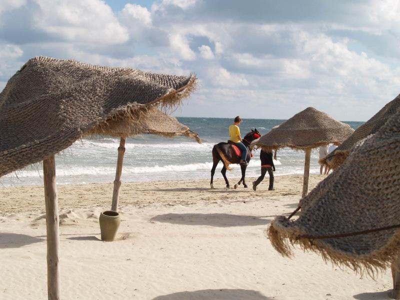 Beach Djerba 8
