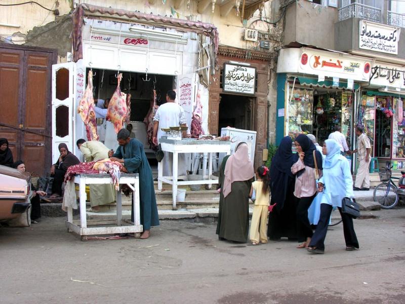 Aswan Egypt 1