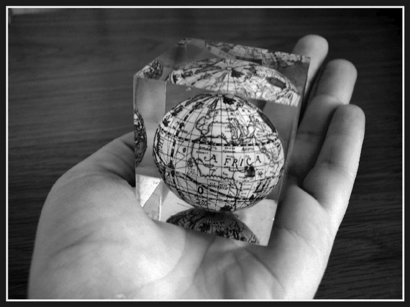I Hold The World In My Hands