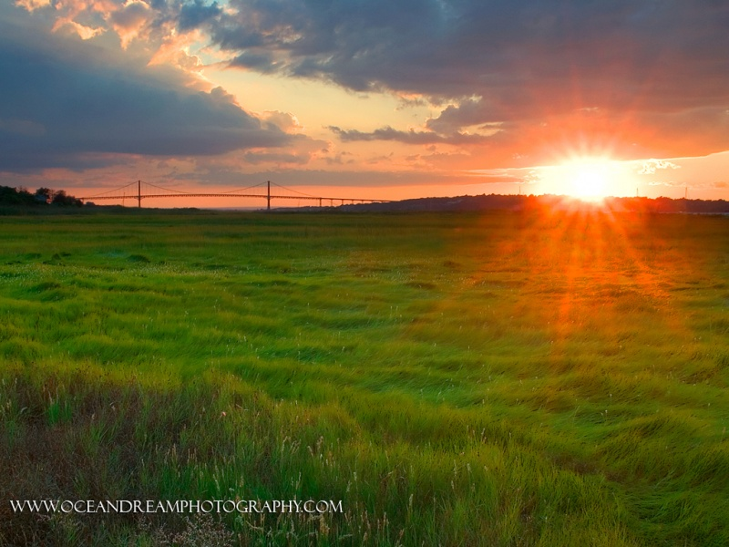 Mt. Hope Sunset