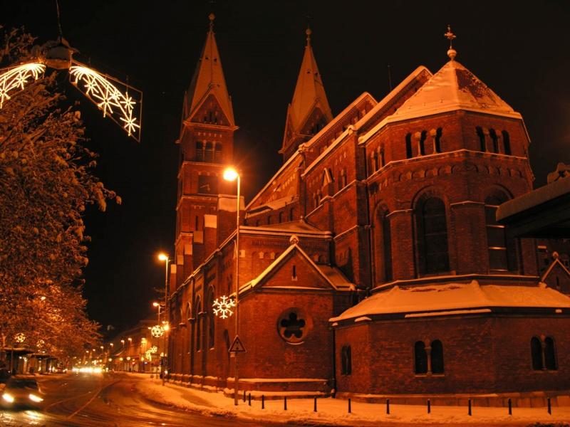 Church Maribor Slovenia