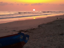 Sunset Djerba