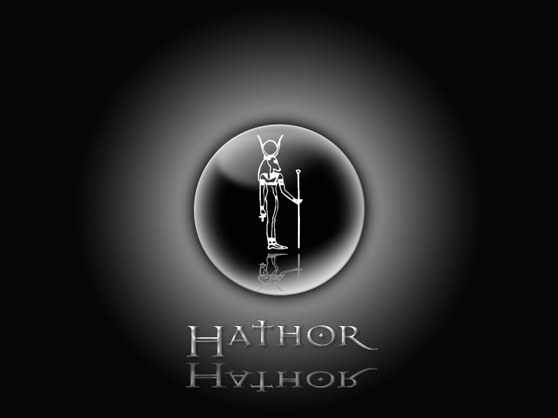 Hathor is the egyptian god of Love