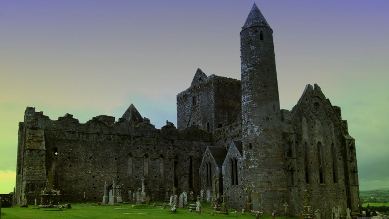 The Rock of Cashel 2