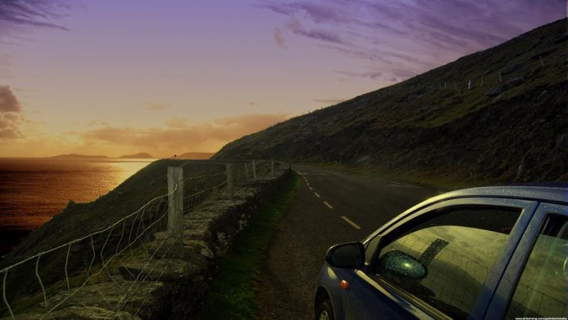 A Sunset Drive