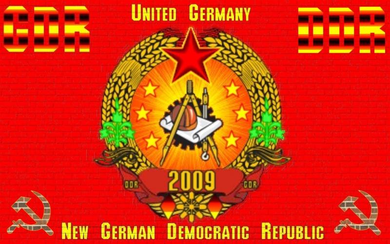 New GDR Wallpaper