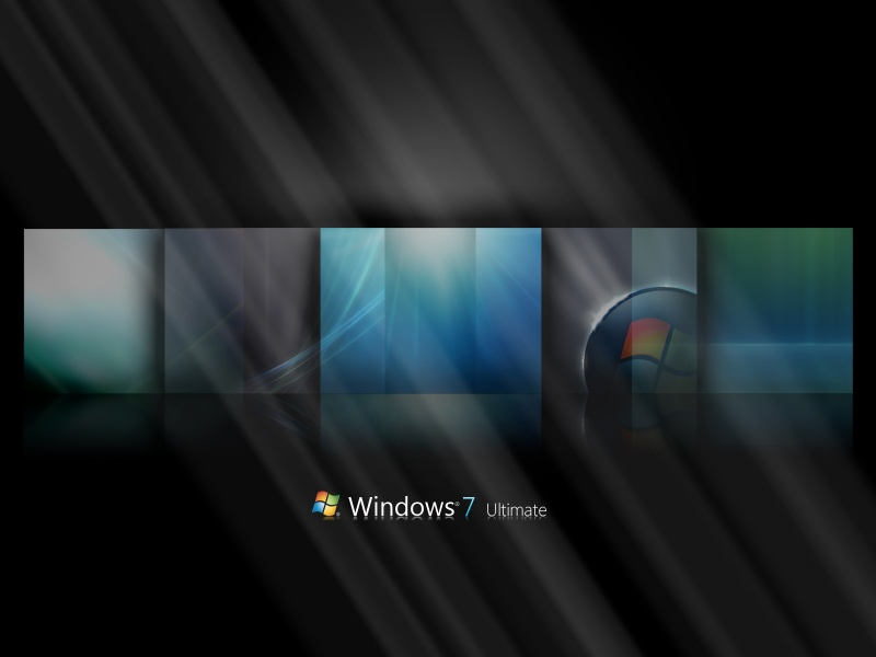 Windows 7 Show Desktop