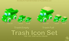 Trash set