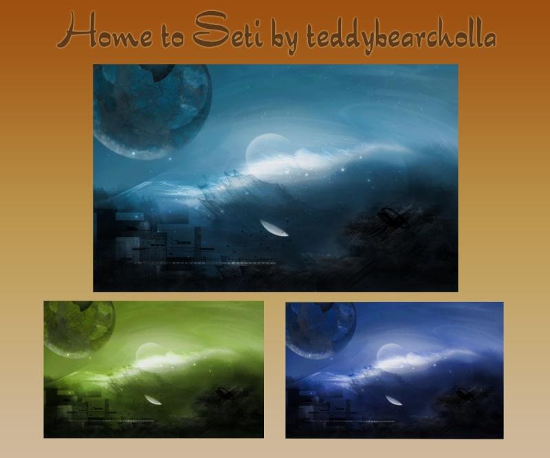 Home to SETI