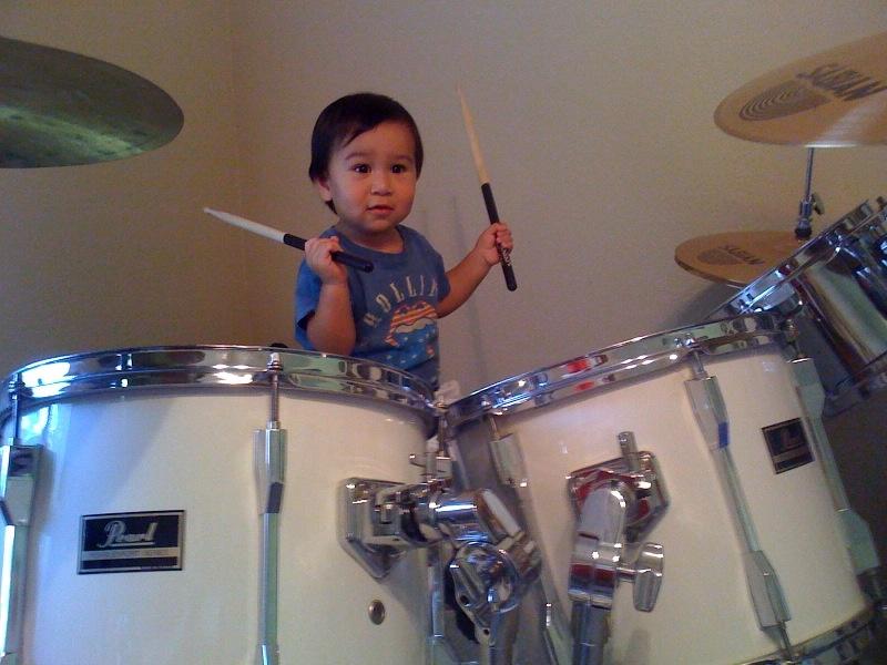 New Drummer