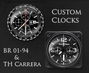 Custom Clocks_gadgets
