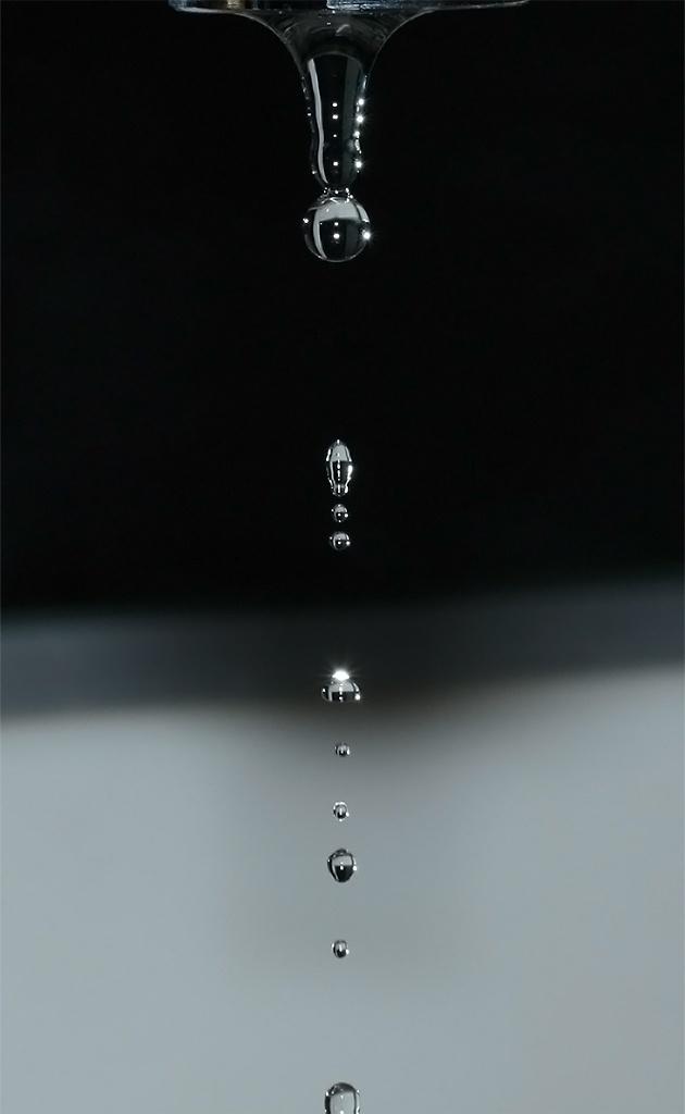 Drip...Drip...Drip...