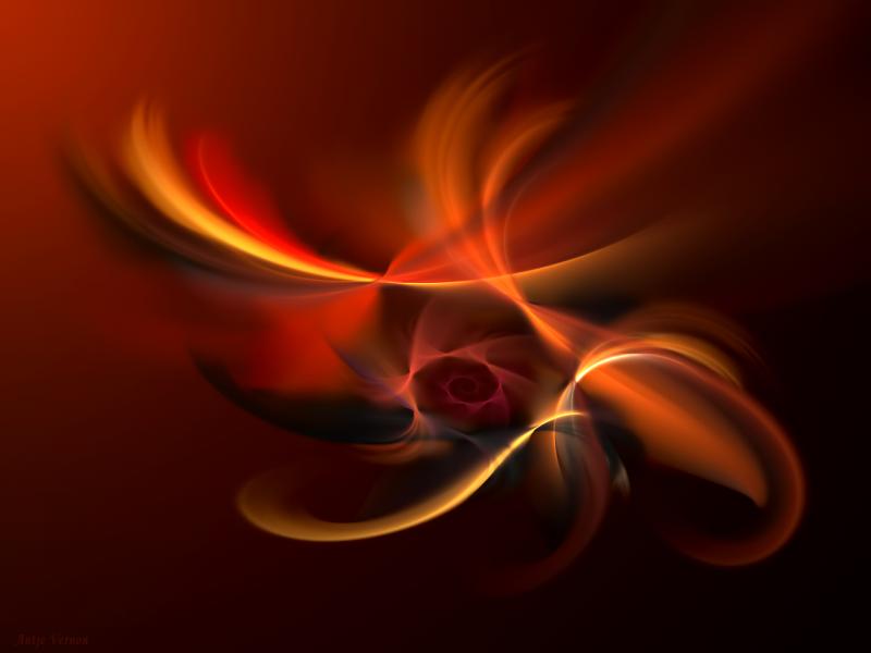 Flaming affair