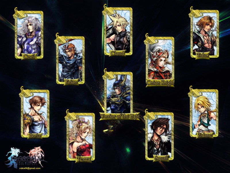Dissidia : Heroes